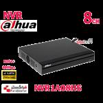 دستگاه ضبط تصاویر NVR تحت شبکه داهوا 8 کانال DAHUA NVR1A08HS