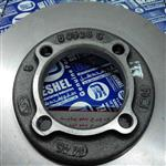 دیسک ترمز چرخ جلو بشل کد 528C مناسب برای پراید بسته دو عددی