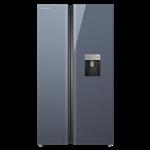 ساید بای ساید استیل ایکس ویژن مدل TS665 ASD