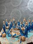 هفت سین پتینه طلایی کد ۱۰۱۲۸۵