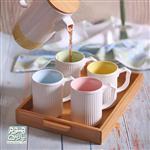 ست چای خوری رنگی