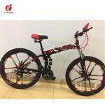 دوچرخه لندروور فلزی تاشو سایز ۲۶