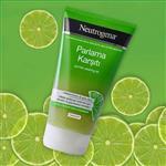 ژل لایه بردار لیمو و آلوئه ورا نوتروژینا neutrogena حجم 150 میلی لیتر