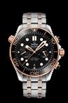 ساعت مردانه امگا سوئیس Omega CO‑AXIAL MASTER CHRONOMETER CHRONOGRAPH 44 MM