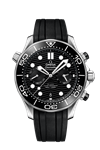 ساعت مچی مردانه امگا سوئیس Omega-DIVER 300M- CO-AXIAL MASTER CHRONOMETER CHRONOGRAPH 44 MM  p