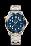 ساعت مچی مردانه امگا سوئیس Omega-DIVER 300M- CO-AXIAL MASTER CHRONOMETER 42 MM  q