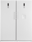 یخچال فریزر دوقلو 20 فوت امرسان مدل دیاموند RH20D & FN20D