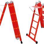 آسانکار نردبان 36 پله 4 تکه آسان کار