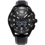 ساعت مچی مردانه هوشمند اصل   برند آلپینا   مدل AL-283LBBW5AQ6