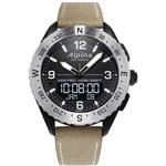 ساعت مچی مردانه هوشمند اصل   برند آلپینا   مدل AL-283LBBW5SAQ6