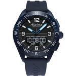 ساعت مچی مردانه هوشمند اصل   برند آلپینا   مدل AL-283LBN5NAQ6