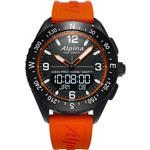 ساعت مچی مردانه هوشمند اصل   برند آلپینا   مدل AL-283LBO5AQ6