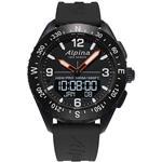 ساعت مچی مردانه هوشمند اصل   برند آلپینا   مدل AL-283LBB5AQ6