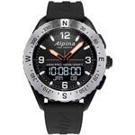ساعت مچی مردانه هوشمند اصل   برند آلپینا   مدل AL-283LBBO5SAQ6
