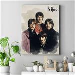 قاب کنواس The Beatles