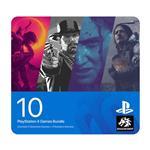 پک 10 بازی PS4 (5 بازی انتخابی+5 بازی رندوم)