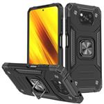 قاب اورجینال گوشی مناسب برای Xiaomi Poco X3 nfc طرح آرمور به همراه رینگ استند مدل رنجر فون کایژن