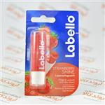 استیک مرطوب کننده و محافظ لب Labello مدل Strawberry Shine