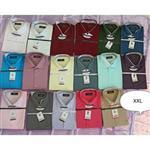 پیراهن تترون مردانه K115