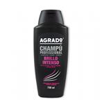 شامپو درخشان کننده مو آگرادو اسپانیا  Agrado مناسب موهای مات حجم 750 میل