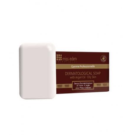 Miss Eden Argan Oil Dermatological Soap For Oily Skin 100gr