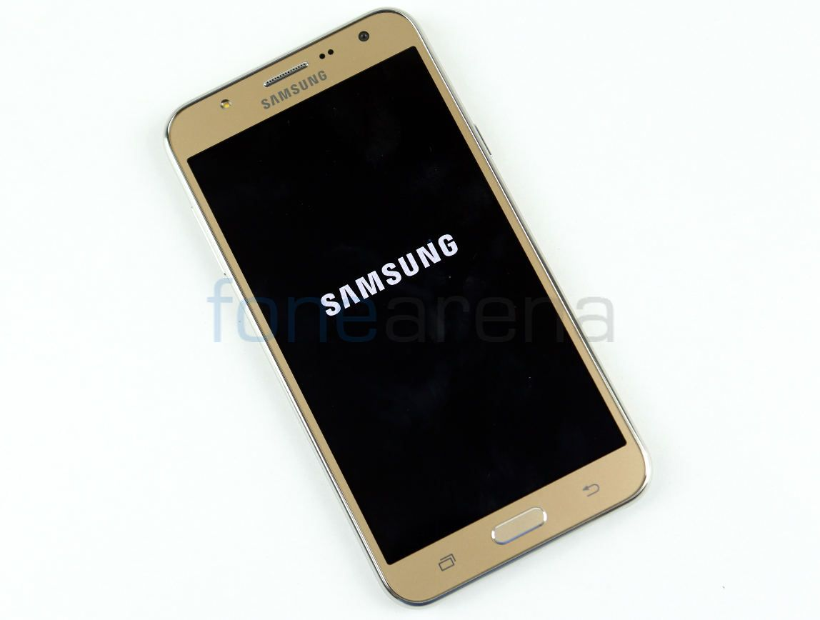 سامسونگ j7 سامسونگ J7 Samsung Galaxy J7 fonearena 01