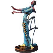 مجسمه پاراستون مدل Burning Giraffe کد SD02 سري Dali