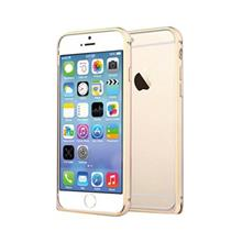 JCPAL Casense Embedded Protective Shell Aluminum Bumper For Apple iPhone 6