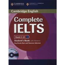 Complete IELTS Bands 5-6.5 Students Book And Workbook
