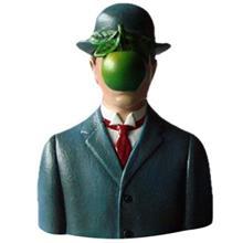مجسمه پاراستون مدل The Son of Man کد MAG01 سري Magritte