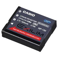 Casio NP-130 Exilim Lithium-Ion Battery (1800mAh)