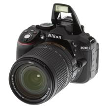 NIKON  D5300 DSLR Camera with 18-140mm Lens Camera