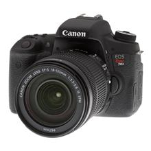 Canon EOS 760D + EF-S 18-135mm IS STM lens Kit