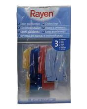 کاور لباس پلاستیکی 3 عددی Rayen