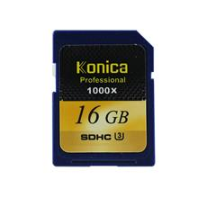 Konica SDHC Card 1000X-16GB