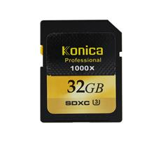 Konica SDHC Card 1000X- 32GB