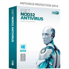 Eset NOD32 Antivirus 1user