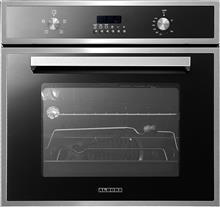 Electric oven - built-in stainless steel gas Alborz model: FGE4