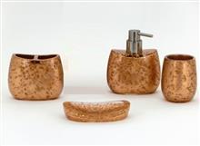 اکسسوری حمام و دستشویی 4 پارچه بستایل مدل gold
