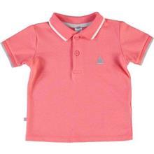 تی شرت پسرانه LC WalKiKi رنگ صورتی سایز ۶ تا ۹ ماه