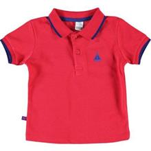 تی شرت پسرانه LC WalKiKi رنگ قرمز سایز ۳ تا ۶ ماه