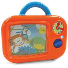 Blue Box Musical Tv Toy