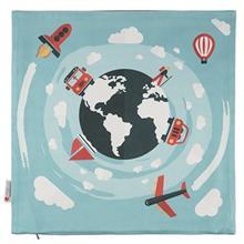 Yenilux Earth Cushion Cover