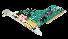 Non-Brand PCI Sound Card