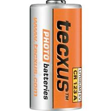 Tecxus CR123A Lithium Photo Battery