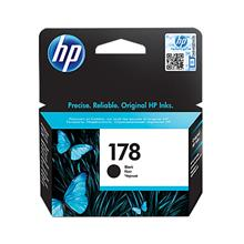 (HP Original Ink Cartridge Black 178 (CB316HE