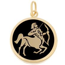 Mahak MM0333 Gold Necklace Pendant