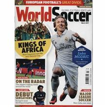 World Soccer Magazine - March 2017