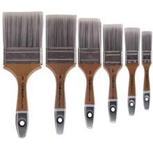 قلم موی شالیمونت مدل Evolution تخت بسته 6 عددی
