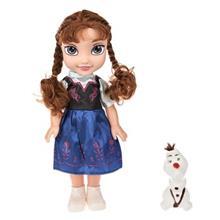 عروسک فشن مدل Elsa Anna ارتفاع 36 سانتي متر